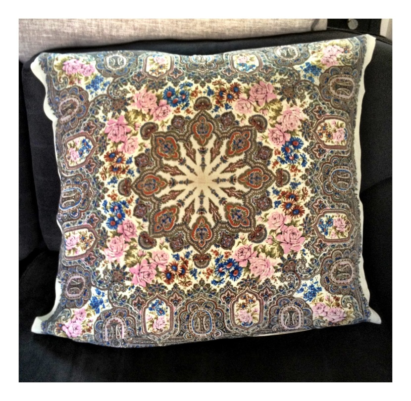 Just made - ready for selling-cushions!