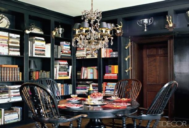black-reading-room-design-decorating-ideas