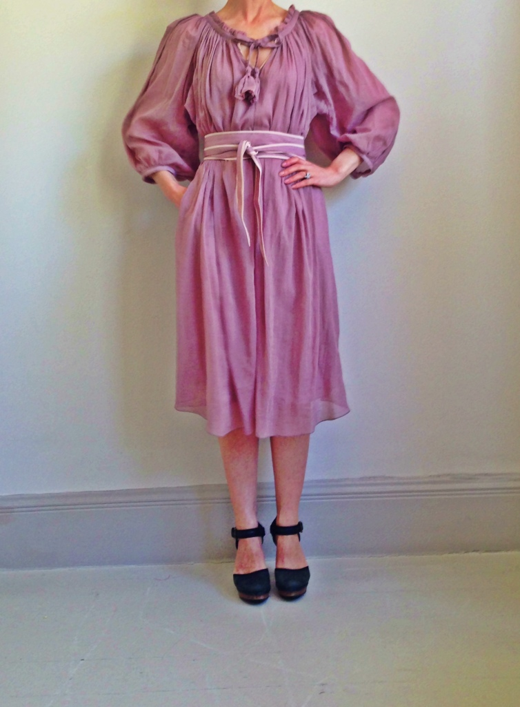 Bardot - in loose, light cotton - £290 - Feel romantic in the perfect any day summer dress.  Add heels to take into the night.