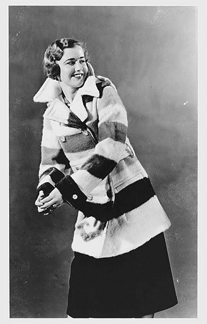 vintage-hudsons-bay-blanket-coat-1930a