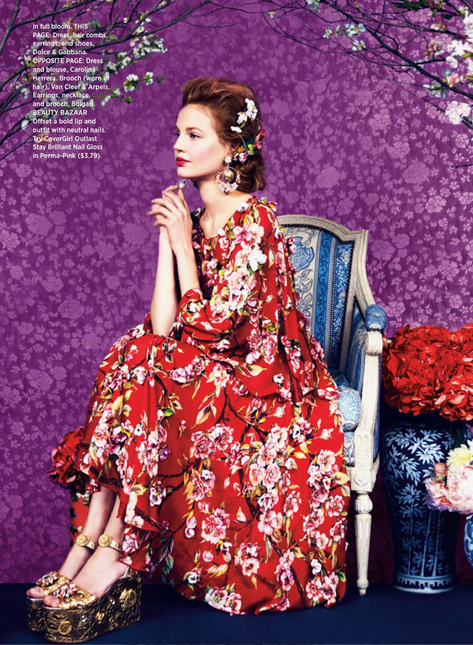 dolce-and-gabbana-dress-harpers-bazar-march-2014