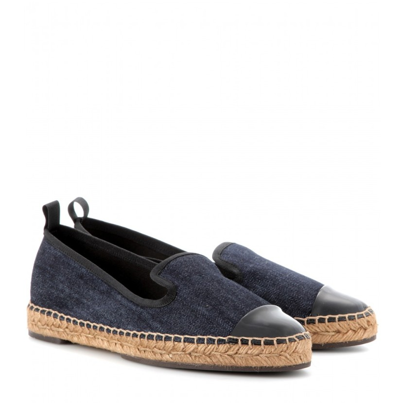 P00086647-Denim-espadrilles-with-leather--STANDARD