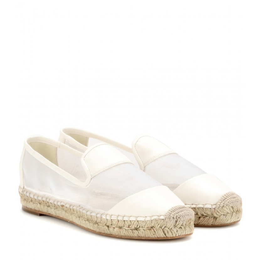 P00096125-Faux-leather-and-mesh-espadrilles-STANDARD