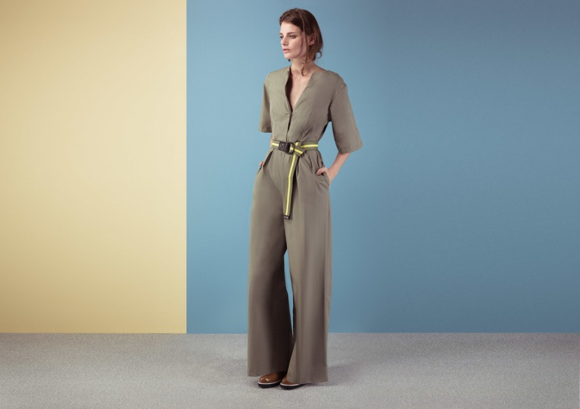 Marsden-Jumpsuit-Green-1206RE1509-WithBelt-Front