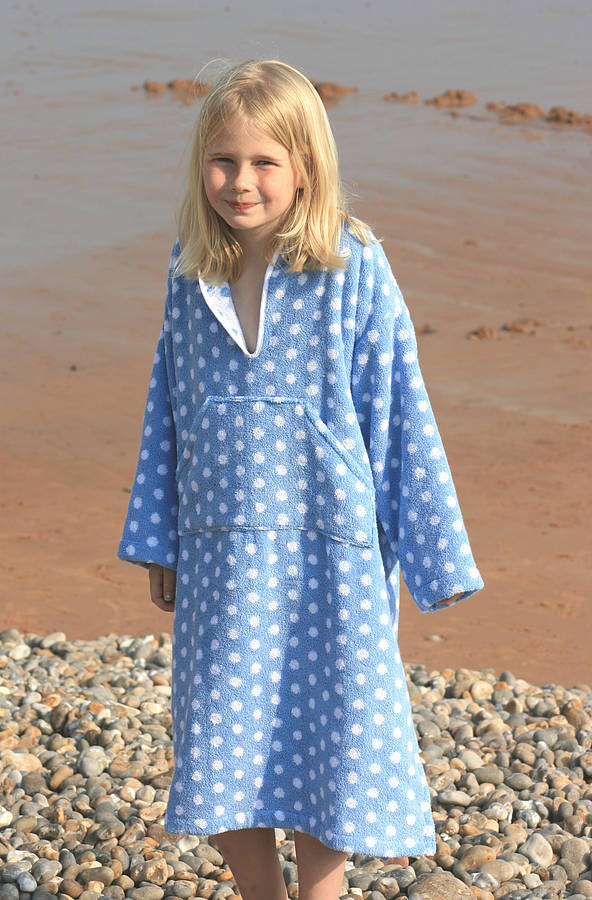 original_Hooded Beach Robes