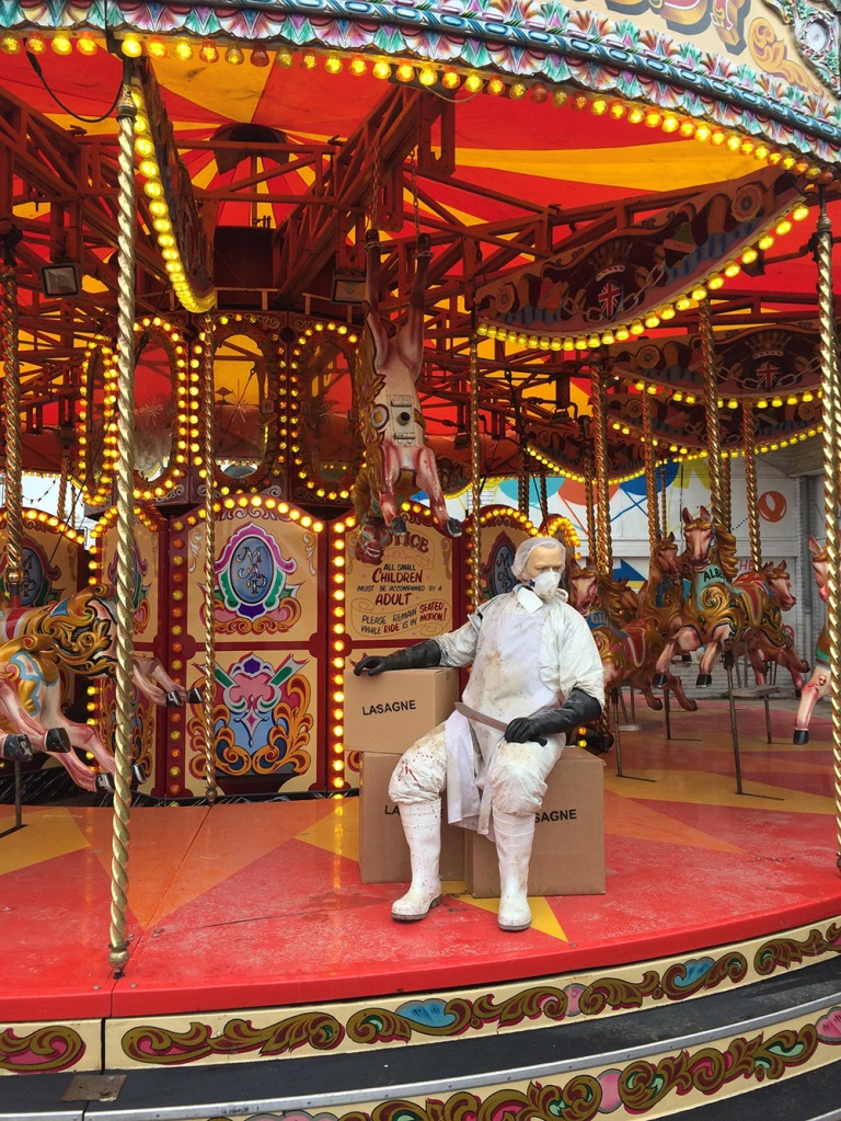 Street-Art-by-Banksy-and-other-artists-in-London-England-Dismaland-14
