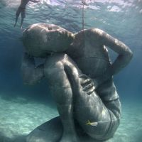 Jason deCaires Taylor..