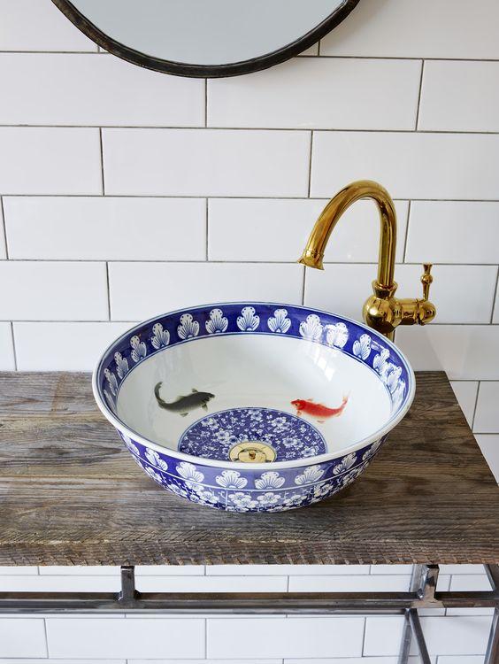 bathroom sinks | Maison Bentley Style